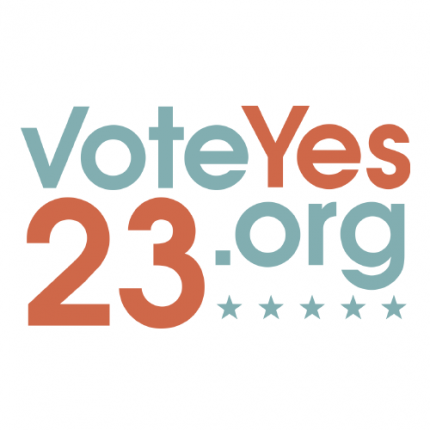 Website: Vote Yes 23